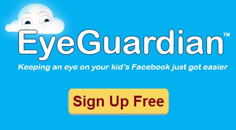 Aplicación de Facebook para cuidar a los hijos