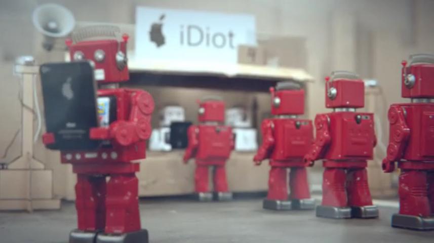 Idiots - Cortometraje sobre el consumismo tecnológico