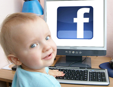  Facebook &iquest;el juguete preferido de los hijos?