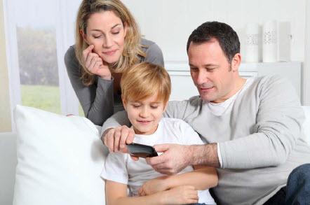 Estadísticas: Estudio sobre el uso de smpartphone en niños y jóvenes