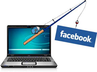 Facebook habilita un correo para denunciar casos de Phishing