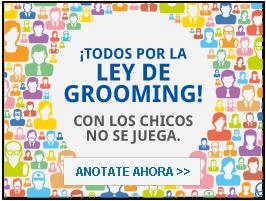 Ley de Grooming en Argentina