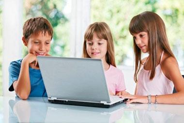 Recomendaciones para padres para el uso seguro de Internet