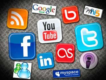 Redes sociales, funciones