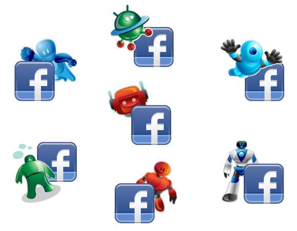 Acabas de aceptar una invitación de amistad en Facebook, ¡Espera! ¿Es una persona?