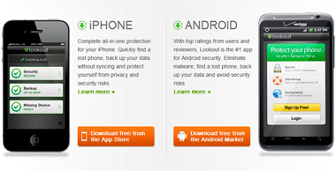 Antivirus gratis para Android, blackberry, Windows Mobile y otros