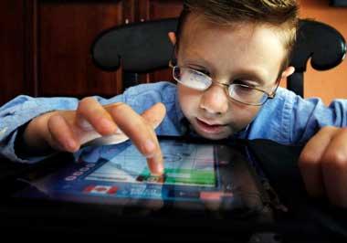 Aplicacion recopila datos privados de menores