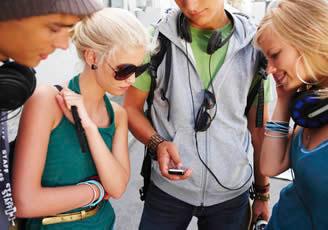 Aumenta el acceso a internet a traves de los celulares