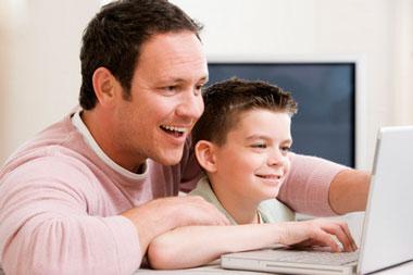 Sepa qué hacen los hijos para ocultar sus actividades al usar Internet