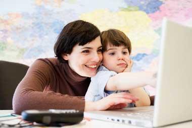 como saber si tu hijo corre peligro en internet