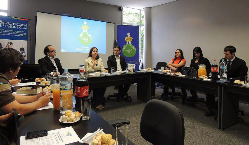 Presentación del Programa Ciudadano Digital