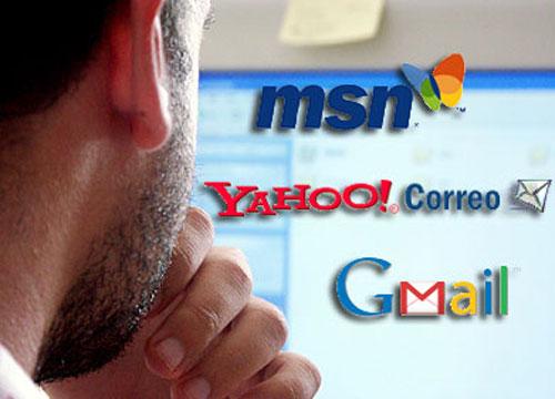 Cómo crear un correo de Hotmail y Gmail