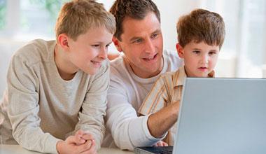 Conozca las principales amenazas informáticas para los niños en Internet
