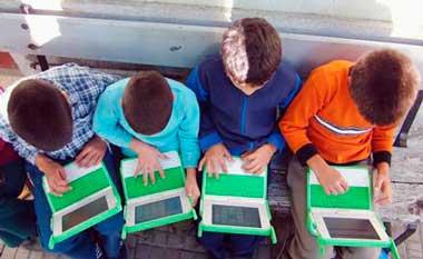Uso de Tics por parte de docentes - maestros