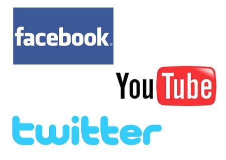 Cómo eliminar las cuentas de Facebook, Twitter y Youtube