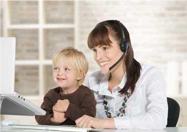 Sepa como los hijos usan Internet para educarlos y protegerlos