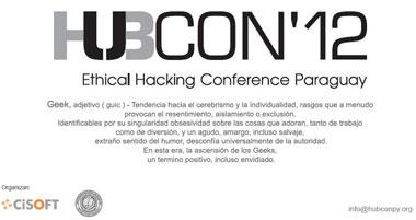 Primer congreso internacional de seguridad informática en Paraguay