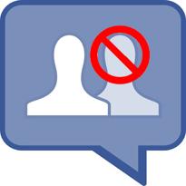 Cómo eliminar a amigos en Facebook