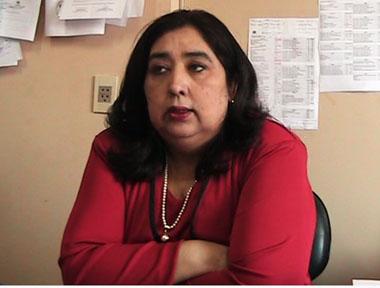 Fiscala Teresa Martinez - Especializada de Trata de Personas