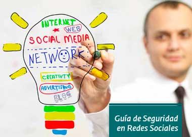 Guía de seguridad en Redes Sociales y otros sitios web