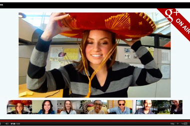 Recursos para docentes, Cómo utilizar Houngouts para videoconferencias