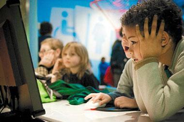 Internet y los menores