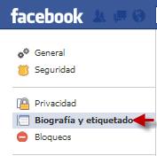 Configura tu privacidad en Facebook, protege tus datos