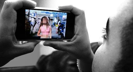 ¿Qué pasa de las fotos comprometedoras que subís a Internet?
