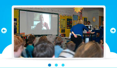 Skype habilita recursos para maestros