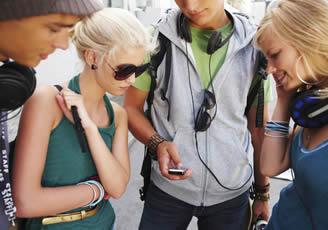 ¿Qué tan seguros son los smartphones para los menores?