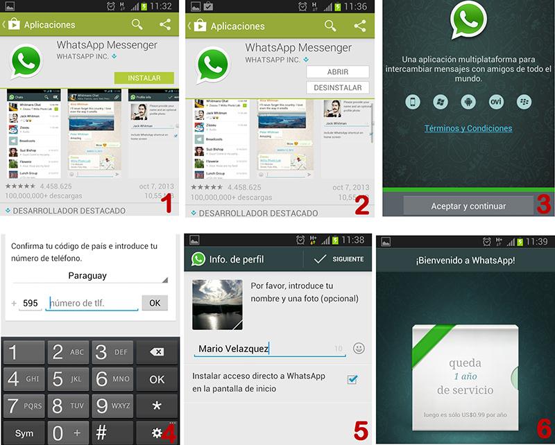 Qué Es Whatsapp Cómo Funciona Y Cómo Instalar Tutoriales