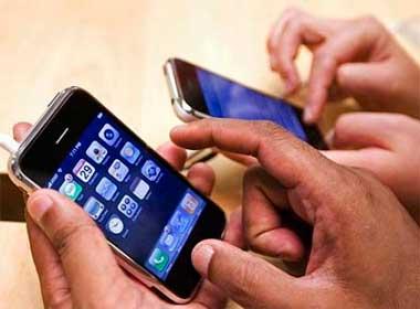 Amento del acceso a Redes Sociales a través de celulares