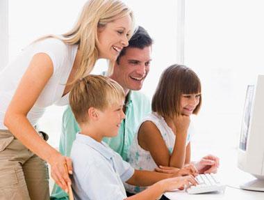 Cuidados en Internet, recomendaciones para padres