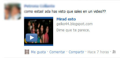 CUIDADO, ya vistes que sales en un video?? es un virus que circula en Facebook