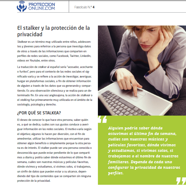 stalkear-revista proteccion online