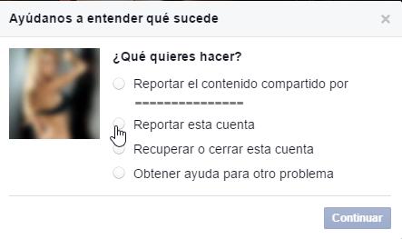 reportar perfil 02