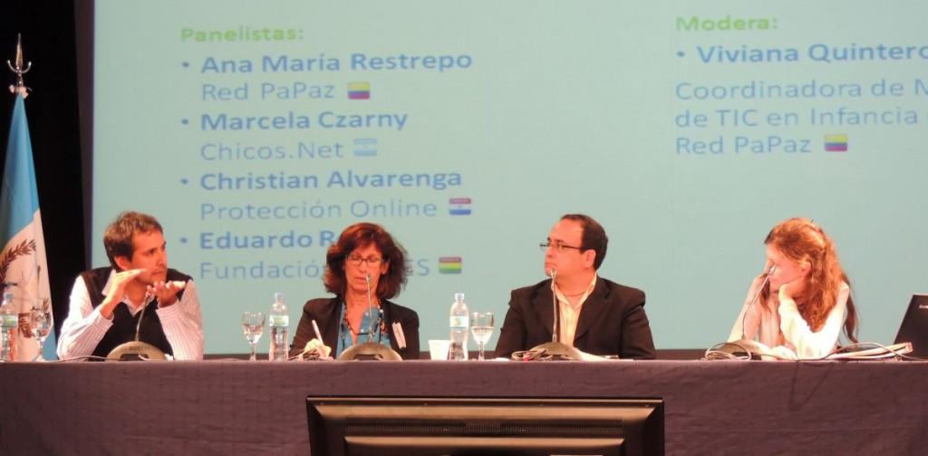 Encuentro Internacional - Protección Online