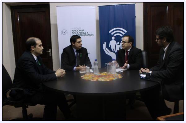 Protección online - SNNA Paraguay2