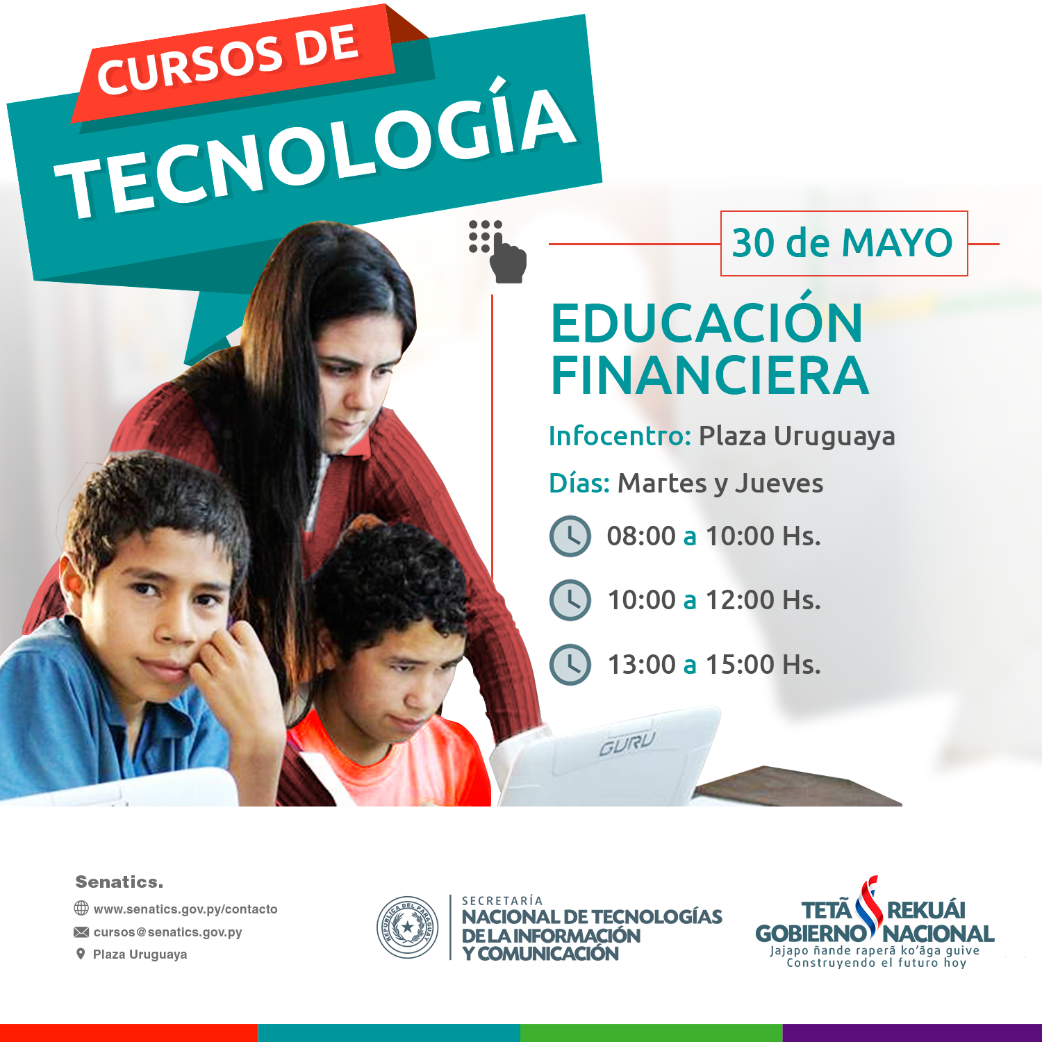 PlazaUruguaya-EducacionFinanciera