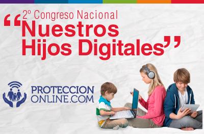 """2 º Congreso Nacional """"Nuestros Hijos Digitales"""""""