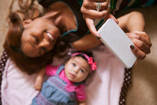 ¿Subís fotos de tus hijos a Internet?