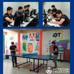 """Pasantía de estudiantes: """"tenía grandes expectativas de aprender mucho sobre tecnología y lo puedo cumplir"""""""