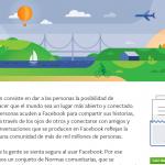 Lo que dice Facebook sobre las páginas y perfiles con contenidos suicidas
