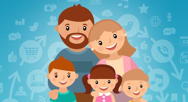 Seminario virtual para cuidar a los niños en internet