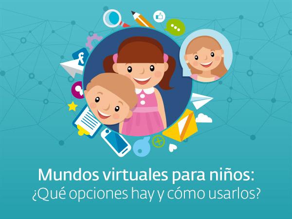 Recursos y sitios web adecuados para niños y niñas