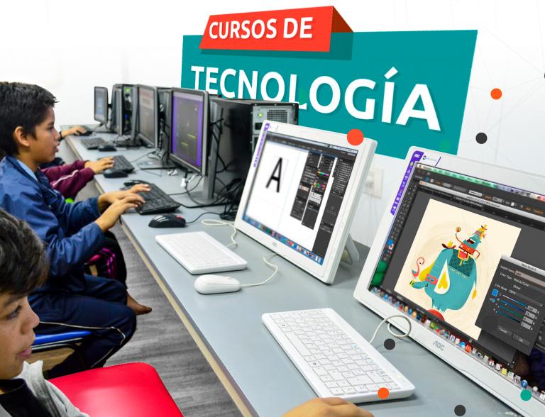 Senatics habilita nuevos cursos de informática totalmente gratis
