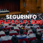 Vuelve una edición más de #SegurinfoParaguay2018