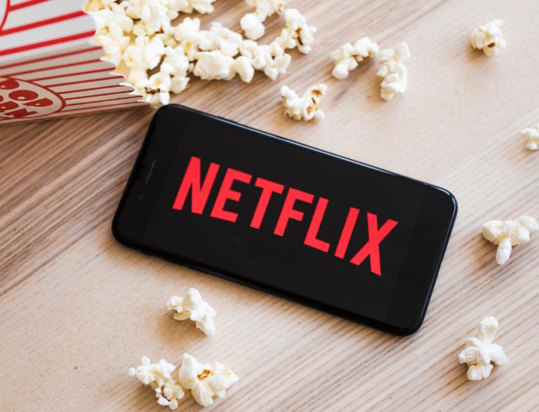 Ingresa a Netflix desde dispositivos móviles