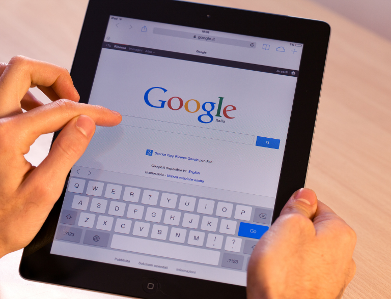 Recupera tu cuenta de Google