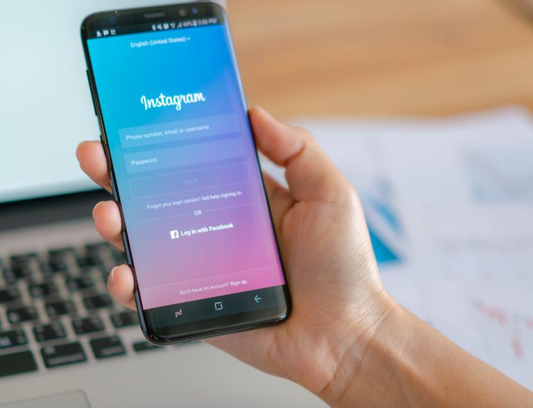 Como solucionar inconvenientes a la hora de iniciar sesión en Instagram